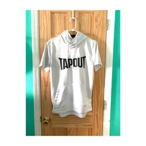 Aéropostale, Tapout Short Sleeve Pullover Hoodie